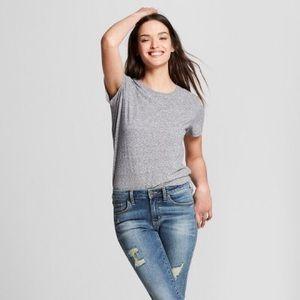 Universal Thread Grey Crew T-shirt S